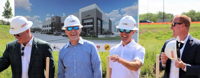 Wiley X and the City of Frisco, Texas recently celebrated the official groundbreaking for the eye protection manufacturer's new headquarters.