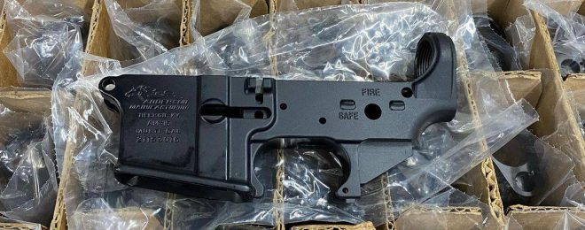 Anderson Manufacturing Claims #1 Spot in US Firearms Production