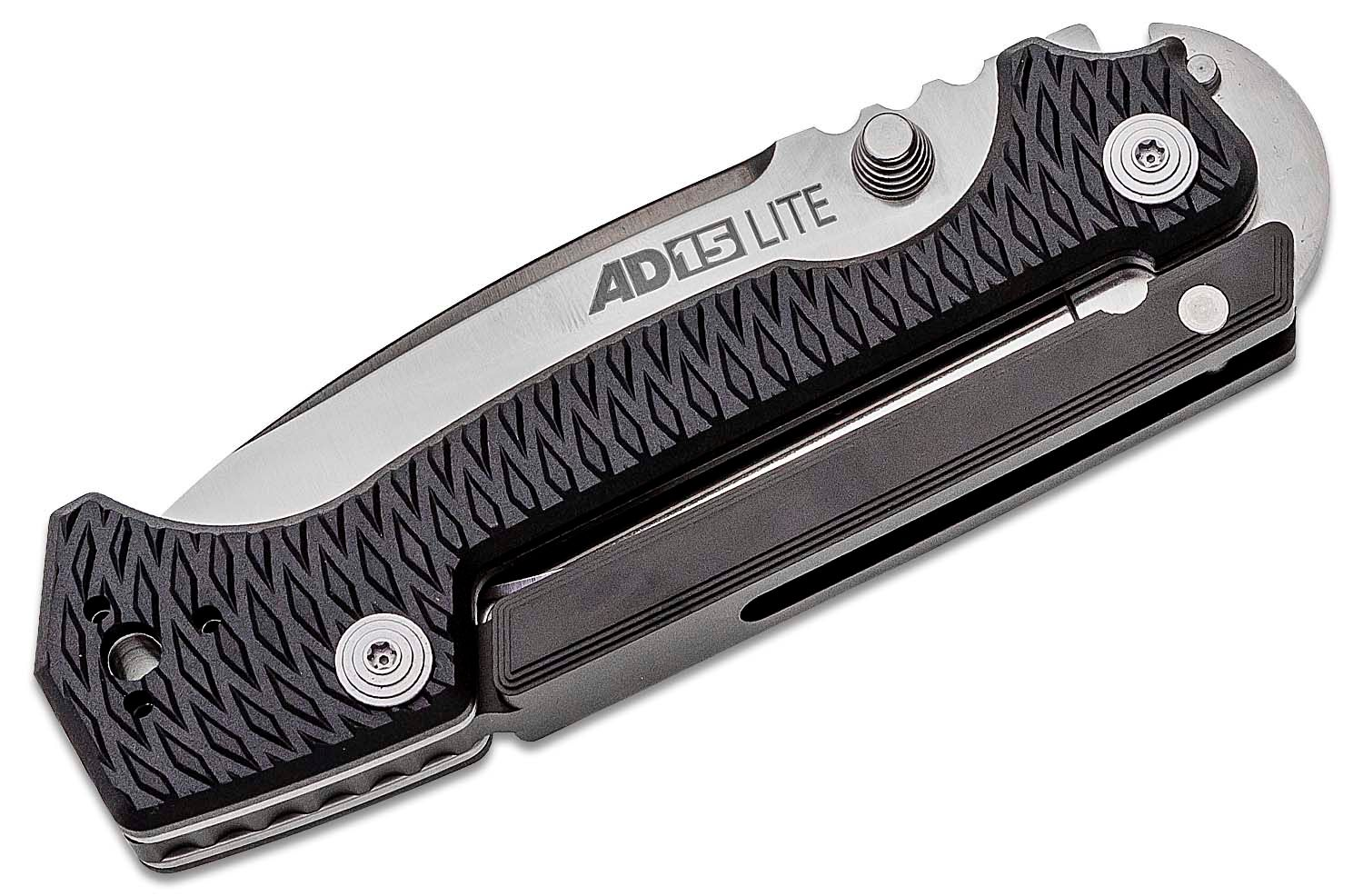 New AD-15 Lite Tactical Scorpion-Lock Folder from Cold Steel