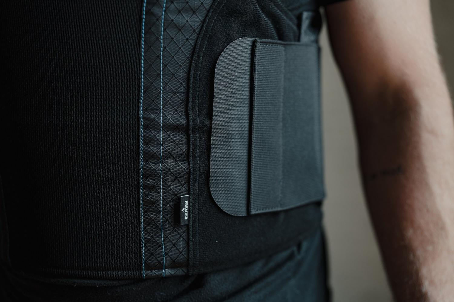 New Concealable Level IIIA Armor Vest from Premier Body Armor