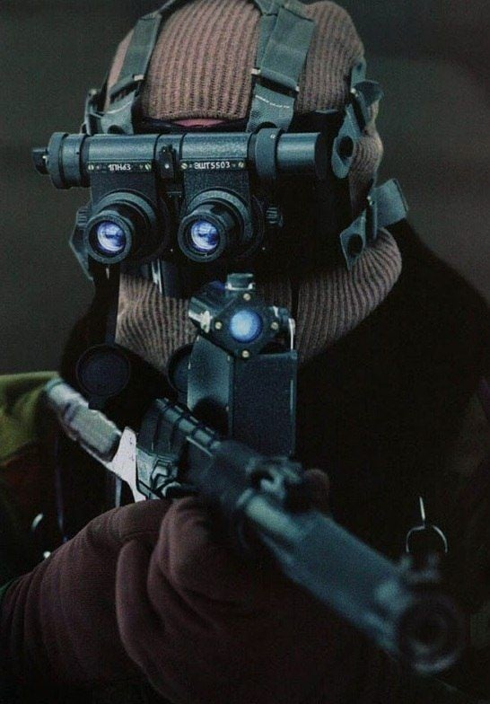 Russian foreign night vision