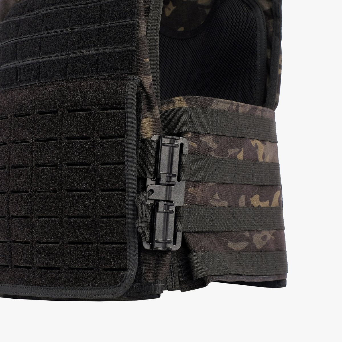New Core Plate Carrier with Cummerbund Armor from Premier Body Armor