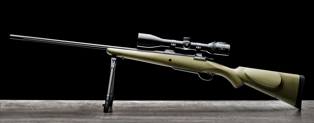 Westley Richards Synthetic All Weather Mountain Rifle (1)