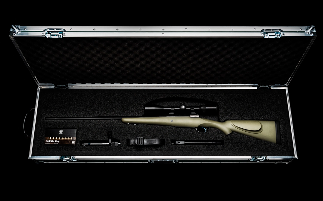 Westley Richards Synthetic All Weather Mountain Rifle (4)