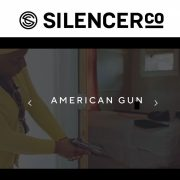 """SilencerCo introduces a new monthly video series called """"American Gun""""."""