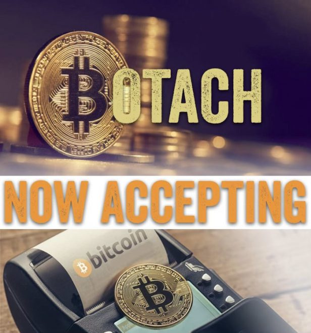 Botach Tactical has announced that they will now be able to accept Bitcoin as a form of payment.