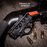 Franklin Armory introduces their newest Binary Trigger, this time for Ruger's PC Charger and PC Carbine models.