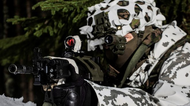 Finnish Defence Forces Order Laser Sights & Image Intensifiers