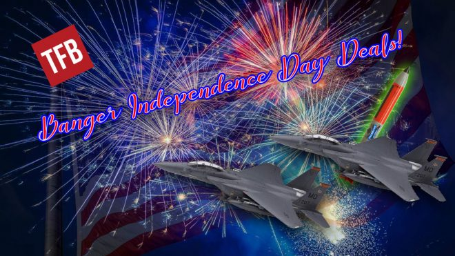 Banging Independence Day Deals On Guns, Gear, and Accessories