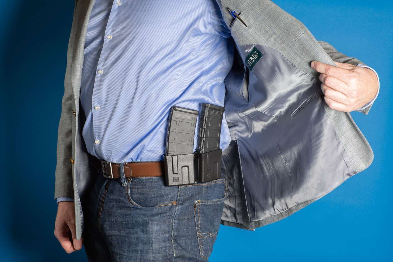 The Lictor carrier design is intended for low-profile/concealed employment, like PSD (personal security detail) work.