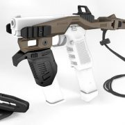 New Recover Tactical 20/20N Stabilizers and Stocks Now Available