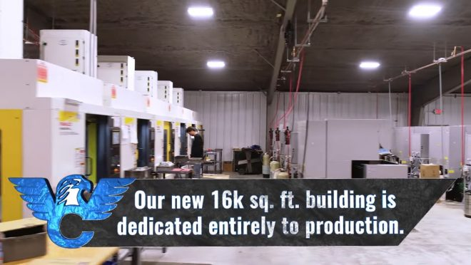 Wilson Combat proudly shows off their latest manufacturing expansion in a new video announcement released on July 9th.