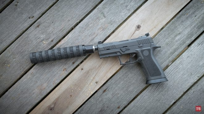 SILENCER SATURDAY #188: Perfect Pistol Pairing - SIG XCarry With MODX-9
