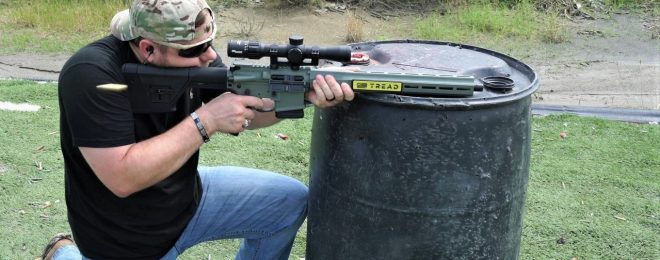 """Curious about SIG SAUER's recent addition to their M400 series, with the Tread """"Predator"""" model? You're not alone."""