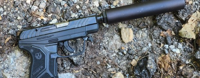 The Rimfire Report: Reviewing The Ruger Lite Rack Threaded Barrel Kit