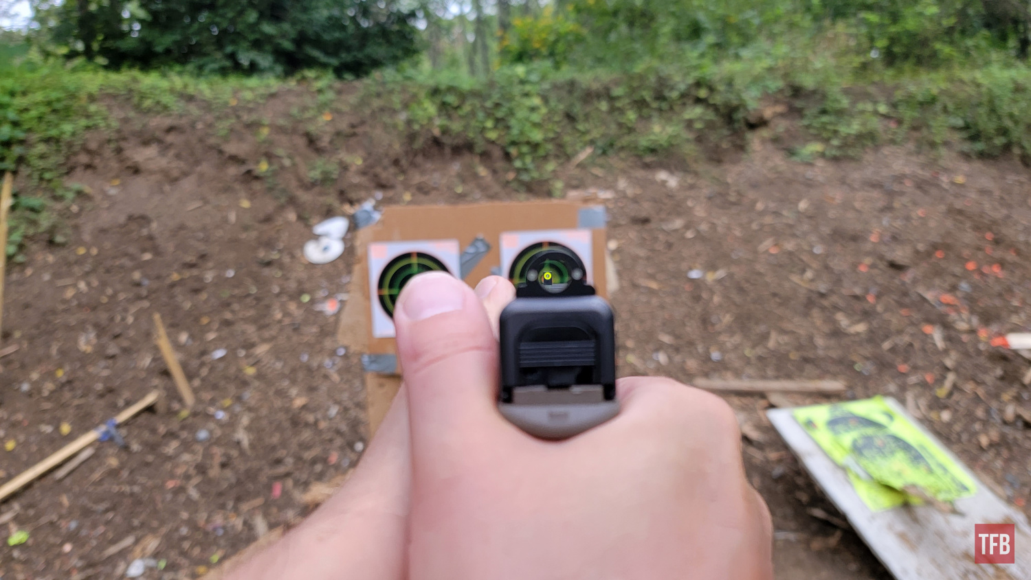 TFB Review: Ameriglo Ghost Ring Sights - Are These Things Even Useful?