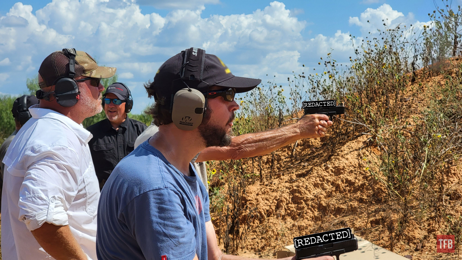 Dan Brokos Gives TFB Some Quick Tips for Improving Your Pistol Game