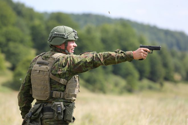 POTD: Lithuanian Snipers at 2021 Best Sniper Team Competition
