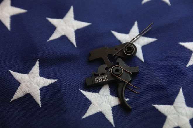 Bushmaster Introduces the DM2S Dedicated Marksman 2 Stage Trigger
