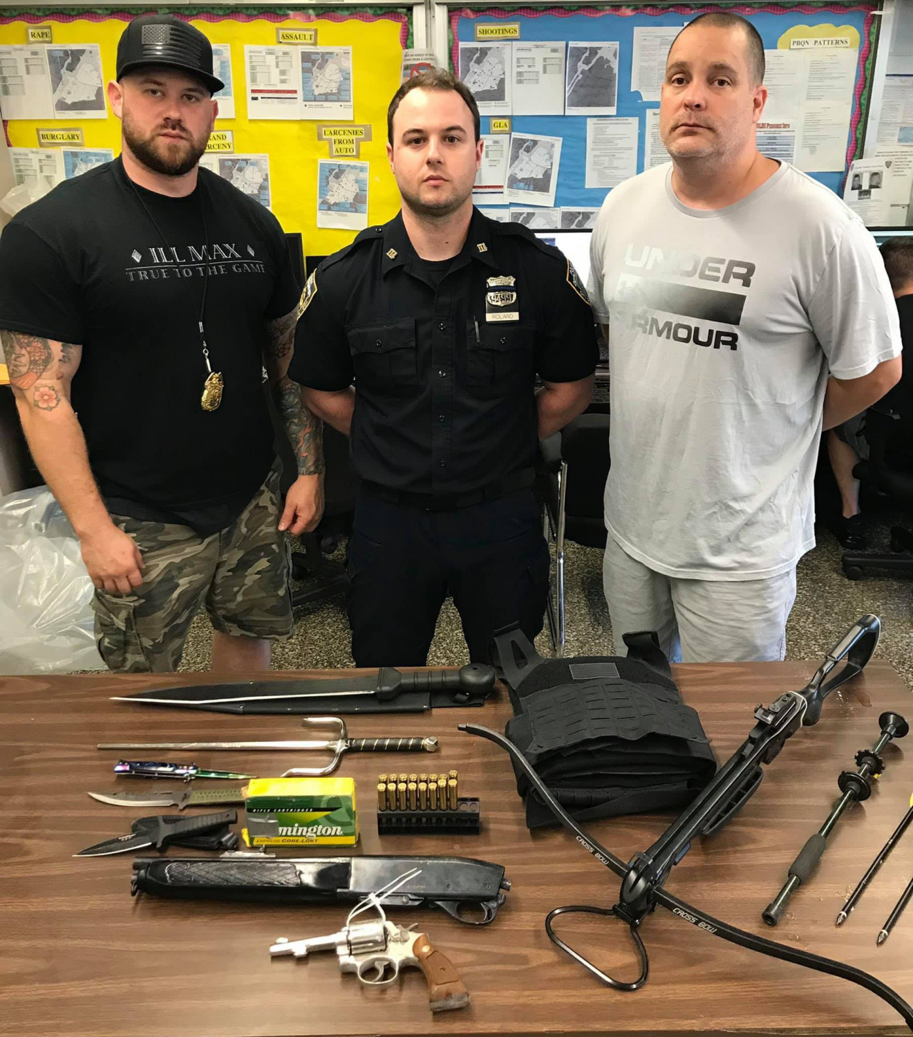 NYPD Busts Ninja Turtle Hideout and Confiscates Weapons