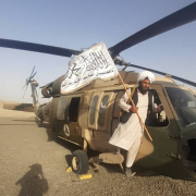 A Brief Look at New and Old Weapons of the Taliban