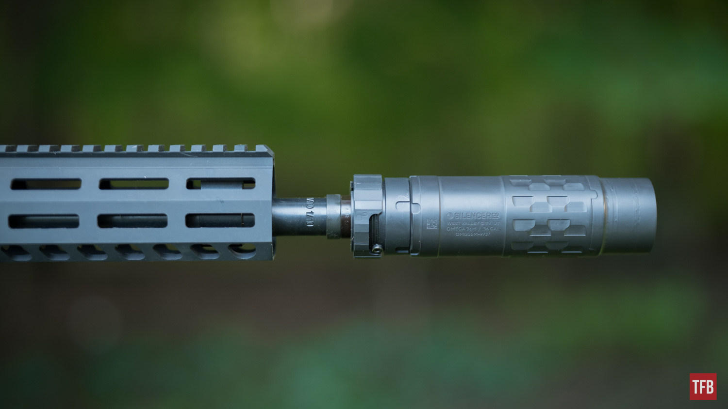 SILENCER SATURDAY #190: The Quiet Multitool - SilencerCo Omega 36M
