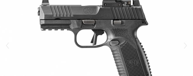 FN 509 MRD-LE Selected As The New LAPD Duty Pistol
