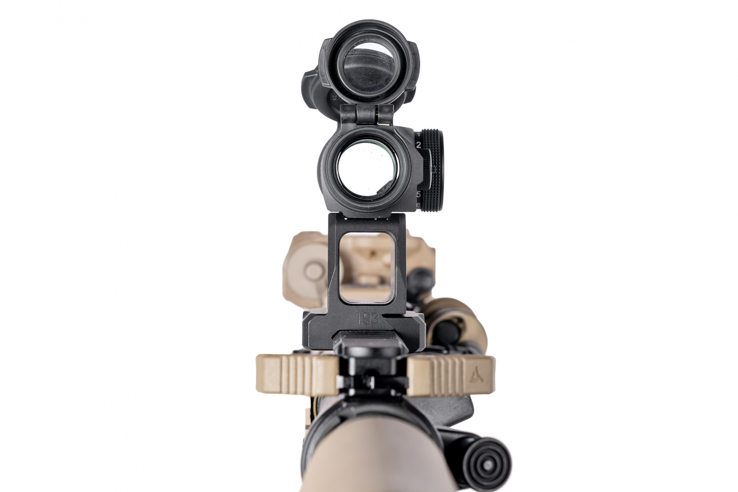 Just Released: The Arisaka Aimpoint Micro Mount