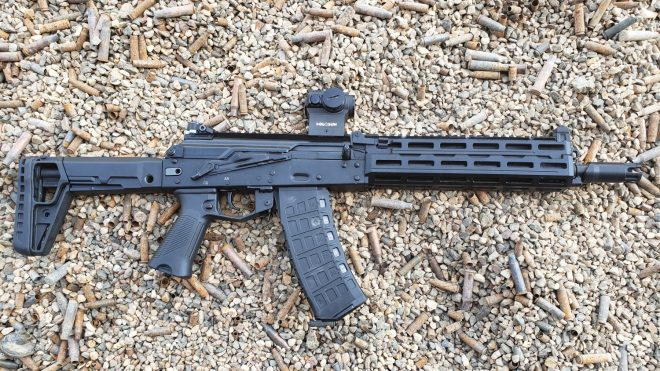 AK-12SP and AK-12SPK New Rifles For Russian Special Forces (1)
