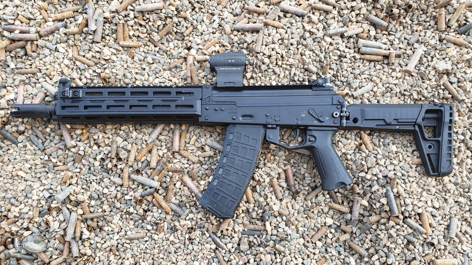 AK-12SP and AK-12SPK New Rifles For Russian Special Forces (2)