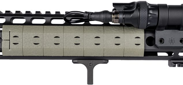Arisaka Defense Indexer Family Grows to Cover More Handguards