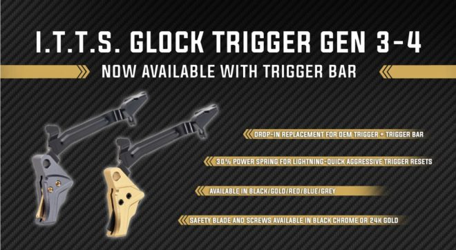 Customize Your GAT - Tyrant Designs GLOCK I.T.T.S Trigger