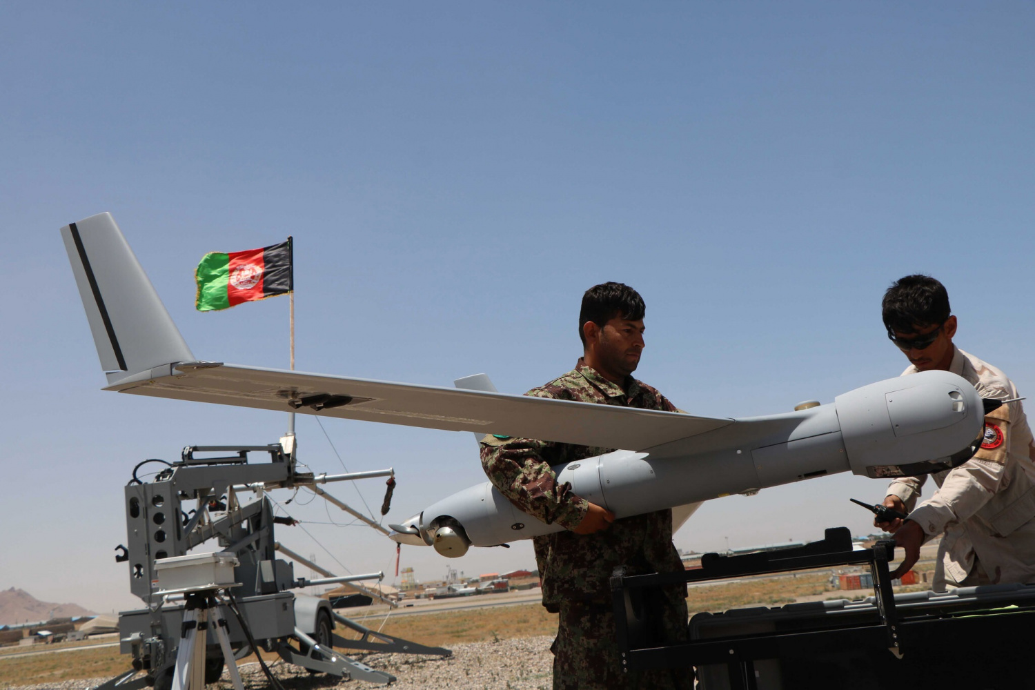 A Brief Look at the New and Old Weapons Arming the Taliban