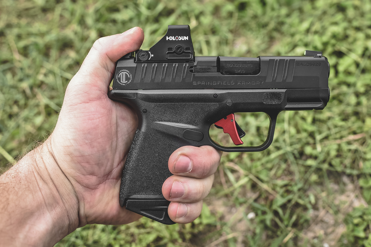 Langton Tactical Adds the Springfield LTT Hellcat to Its Lineup