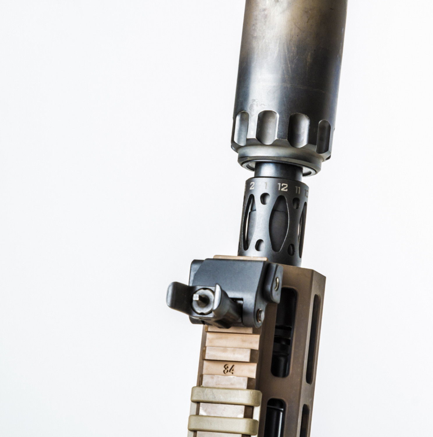 Over-Gassed? Take A Look At RIFLESPEED AR-15 Gas Controls