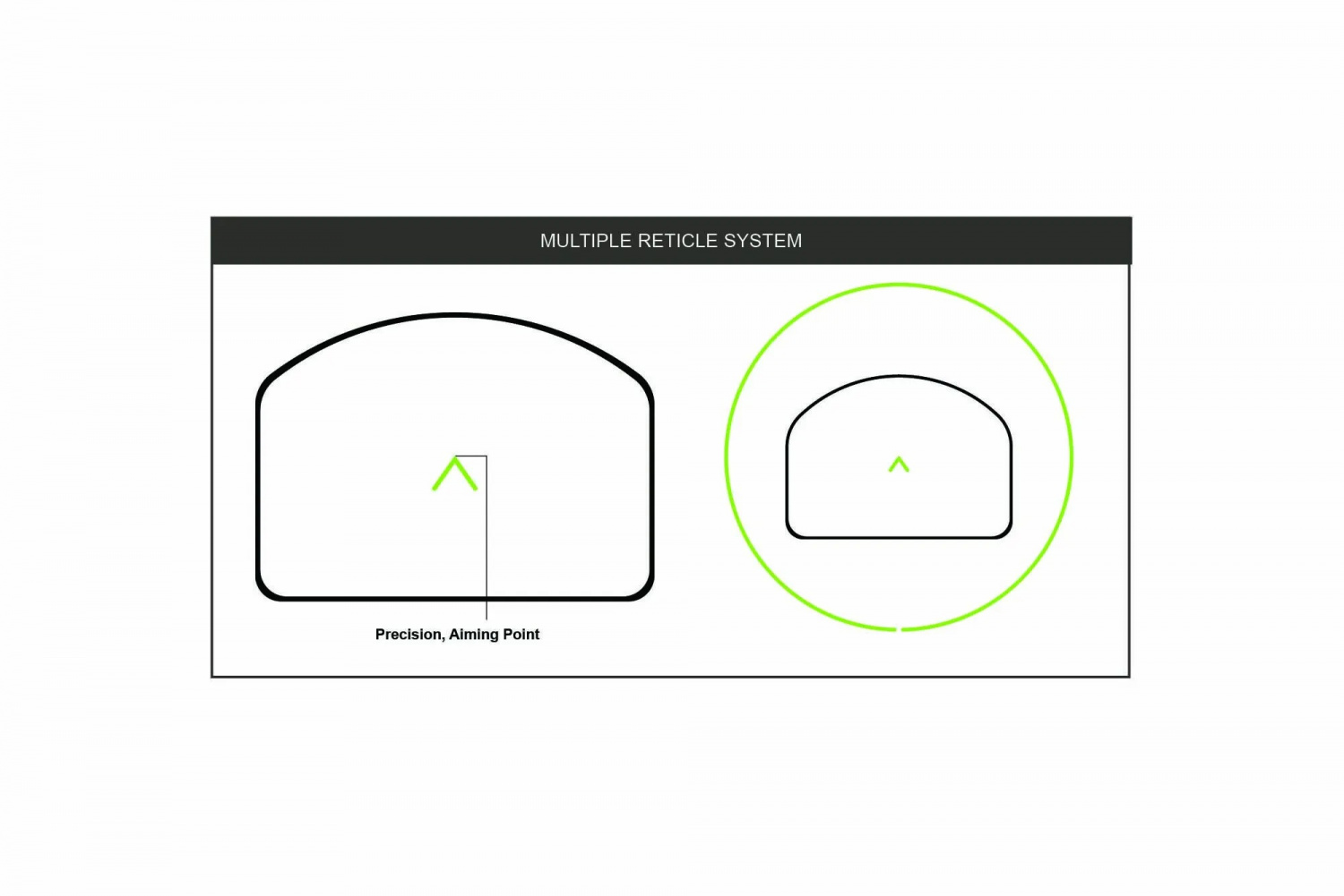 New Green ACSS Vulcan Reticle for the Holosun 507C-X2