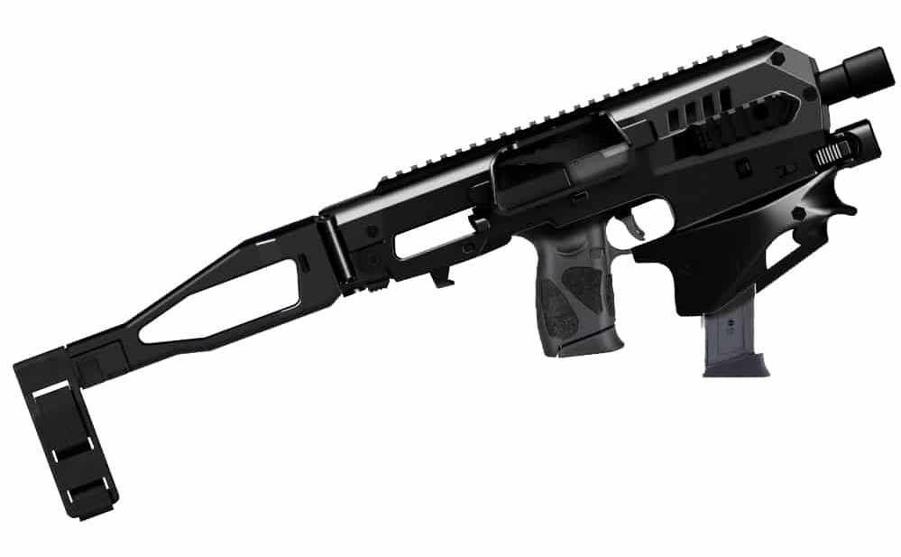 New CAA MCK Chassis for Taurus Pistols