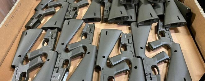 New OD Green KP-15 Lowers Now in Limited Production from KE Arms
