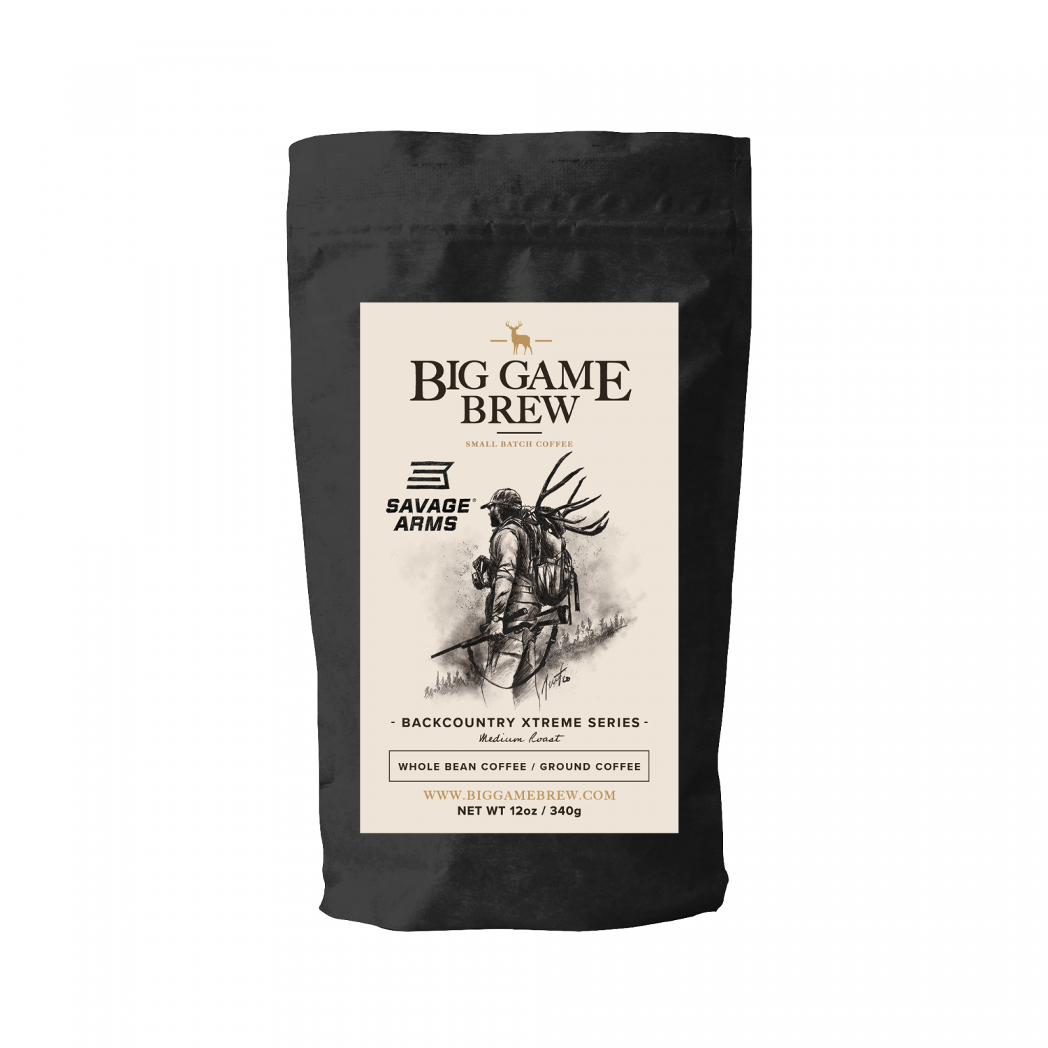 Big Game Brew partners with Savage Arms