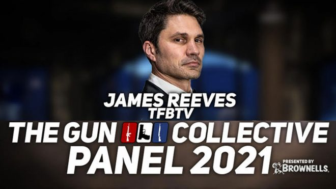 TFBTV's James Reeves to be Featured in NRAAM 2021 TGC Panel
