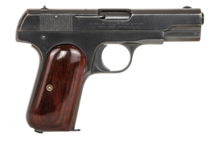 Al Capone's Favorite 1911 and Other Personal Items Head to Auction