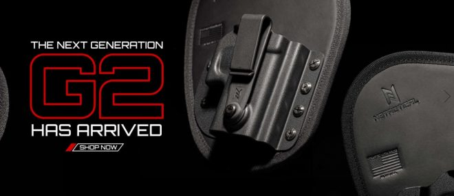 New G2 Series Backers and Upgrades Introduced for N8 Tactical Holsters
