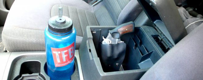 gun thefts from vehicles-lock your car