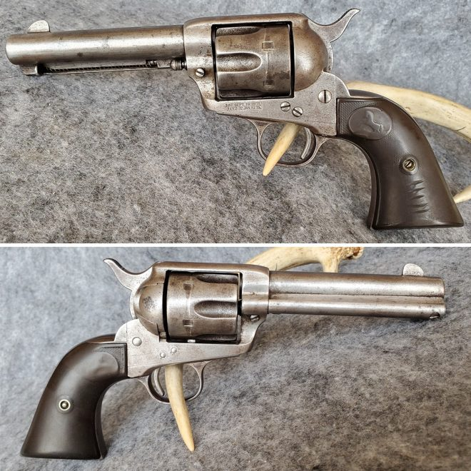This Colt Single Action Army's owner had it for 25 years before a gunsmith uncovered its likely history connected to Pancho Villa.
