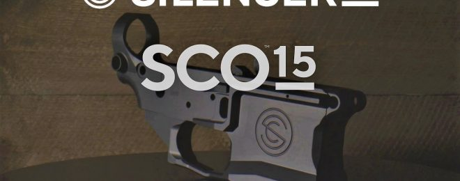 SilencerCo has announced a promotion for their SCO15 AR-15 lower receivers, running until September 10, 2021.