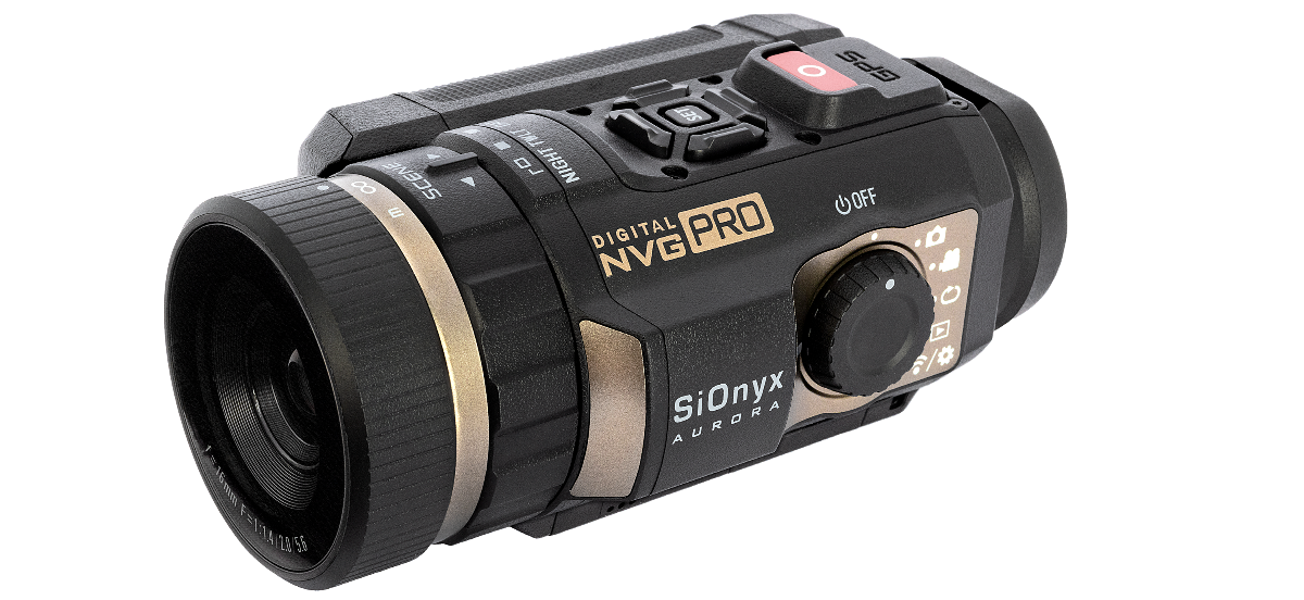 SIONYX Awarded Multi-Year Contract to Provide FBI With Aurora PRO