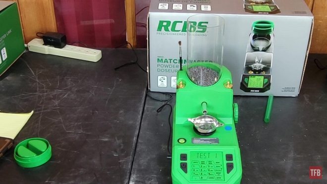RCBS Introduces the New ChargeMaster Supreme Powder Dispenser