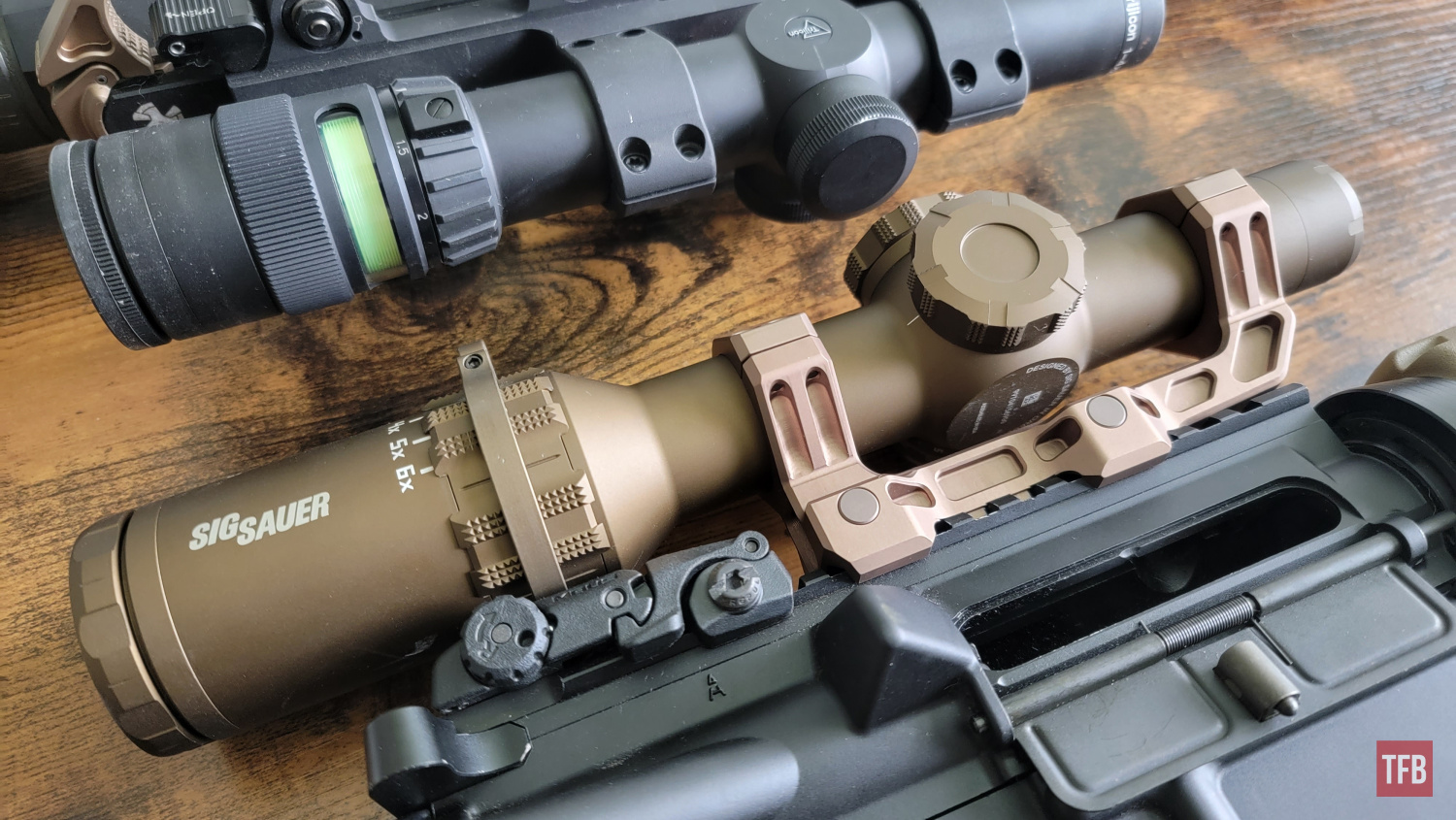 TFB Review: The Sig Sauer TANGO6T 1-6x24mm LPVO