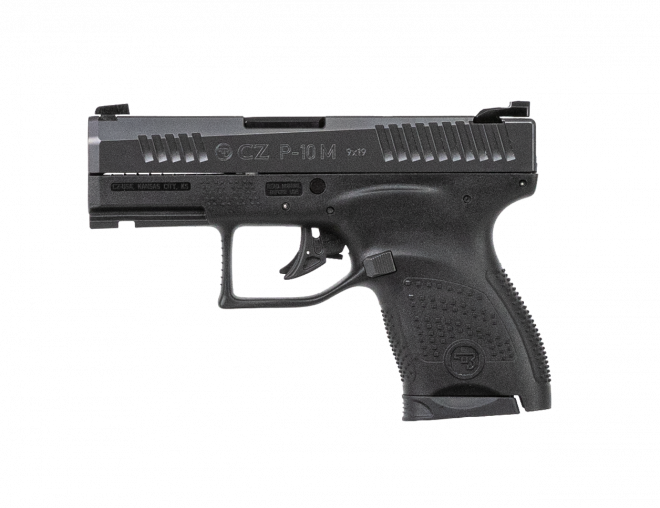 CZ P-10 M pistol for concealed carry