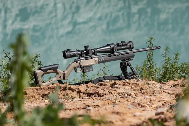 H7 stock system for the Remington 700 SA!